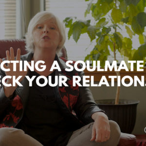 Dr. Cheryl Fraser Title Expecting A Soulmate Will Wreck Your Relationship