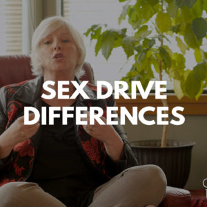 Sex Drive Differences Title