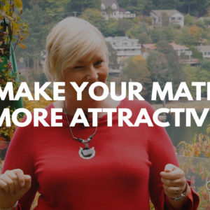 make your mate more attractive title with Dr. Cheryl Fraser