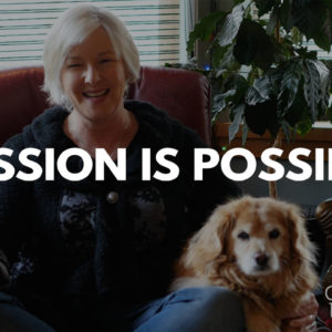 Passion Is Possible Title with Dr. Cheryl Fraser