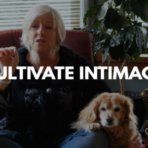 cultivate intimacy title with Dr. Cheryl Fraser