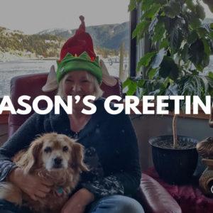seasons greetings from Dr. Cheryl Fraser