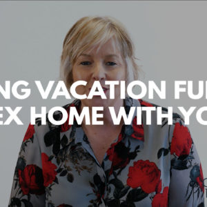 Bring vacation mojo home with you Dr. Cheryl title