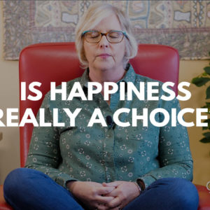 Dr. Cheryl Fraser Title - Is Happiness Really A Choice?