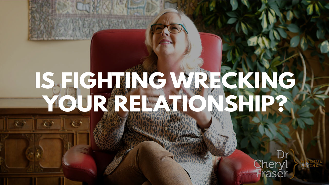 is fighting wrecking your relationship title