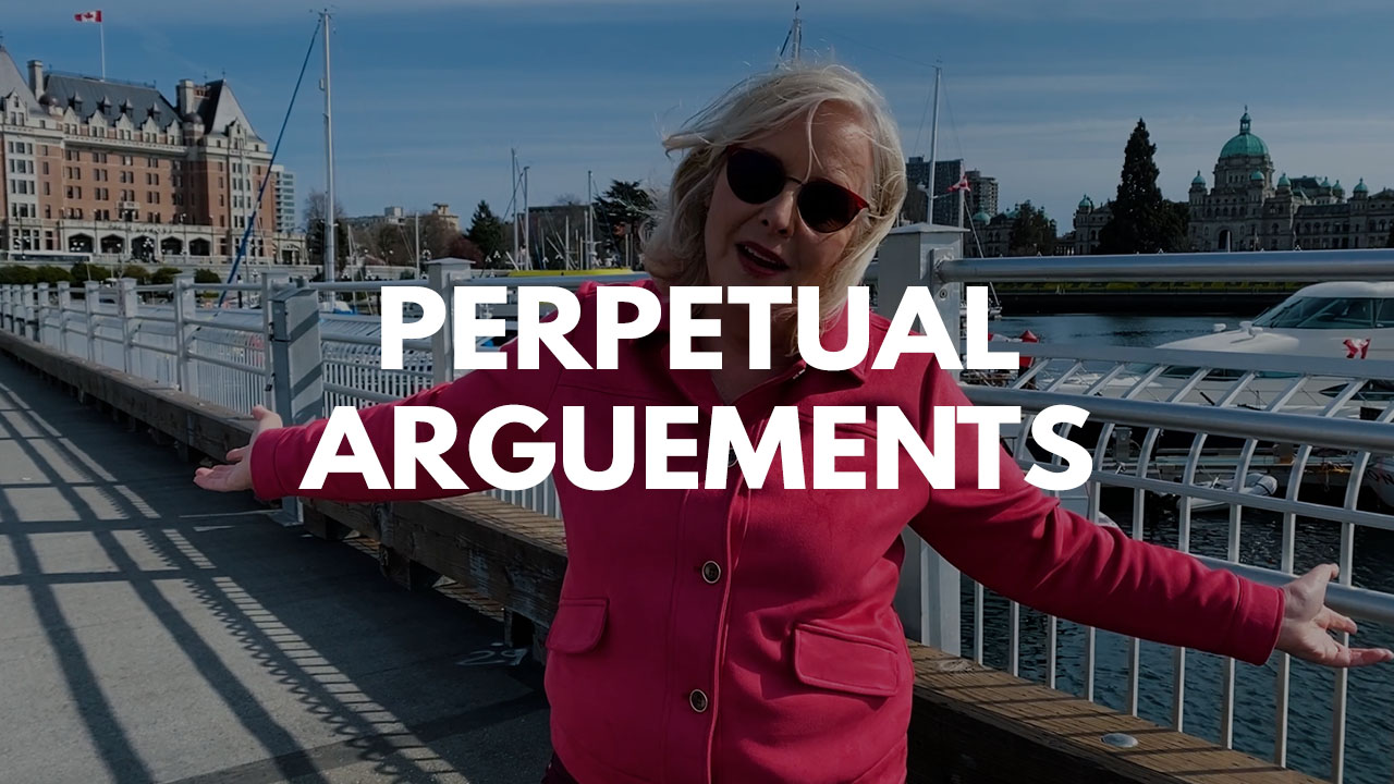 perpetual arguments title