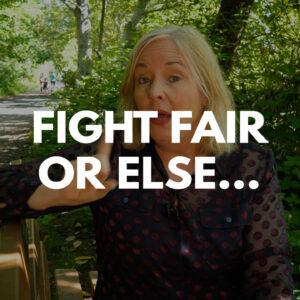 relationship arguments title with dr. Cheryl Fraser